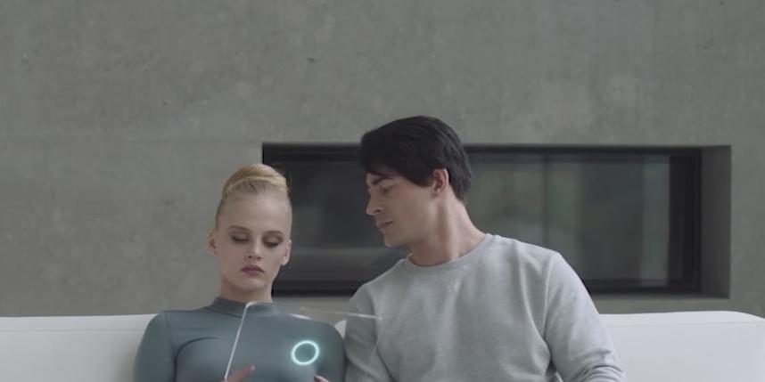 "Кадр из клипа на песню ""Зинаида"". Фото Скриншот Youtube"
