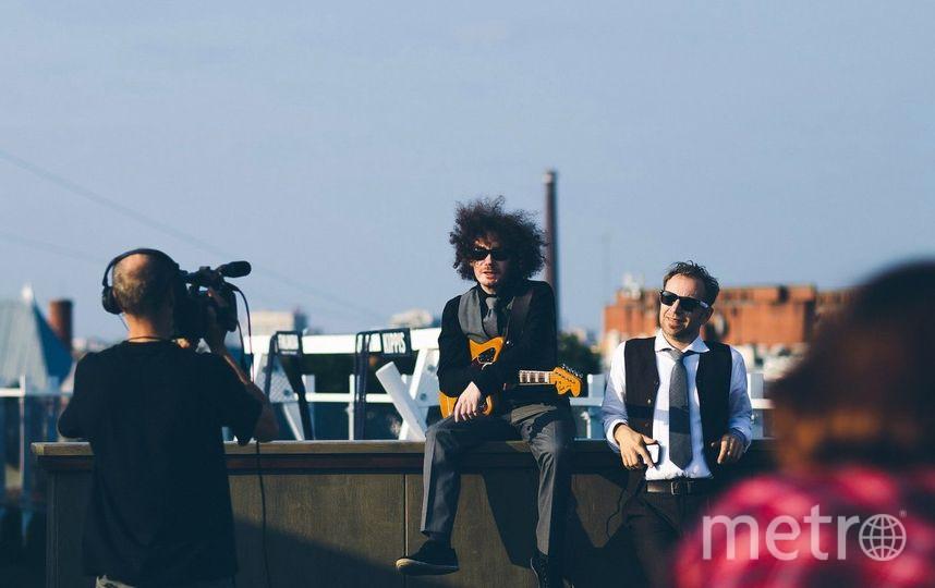 Billy's Band и вообще джазисты в формат фестиваля вписываются идеально | фото: roof music fest.