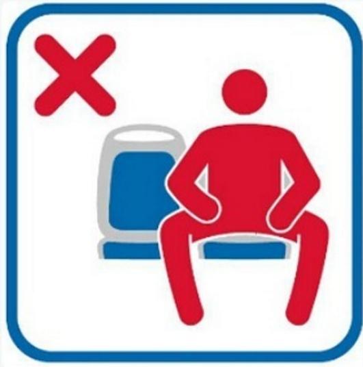 Мужчины в метро. Фото Instagram/mujeresenluchaa