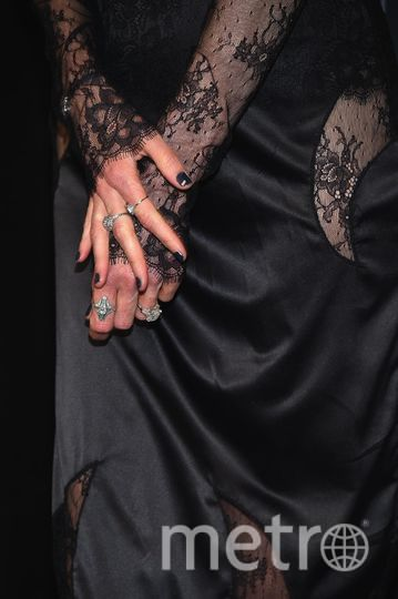 Николь Кидман за три дня побывала на трех светских мероприятиях. Фото Getty