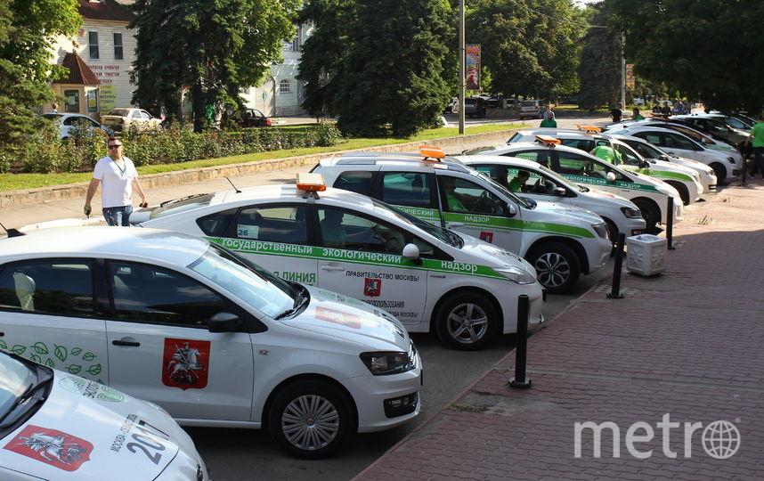 Экопробег продлится до Севастополя. Фото Василий Кузьмичёнок