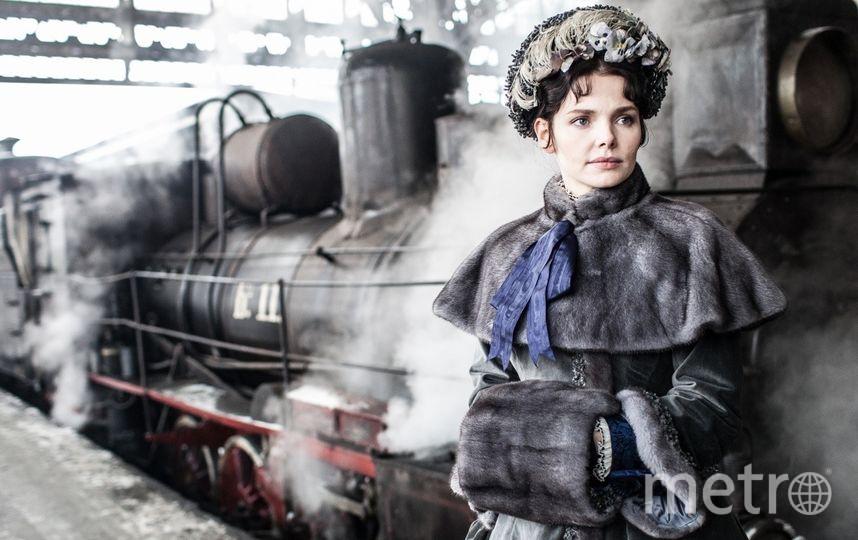 "Кадр из сериала ""Анна Каренина"". Фото kinopoisk.ru"