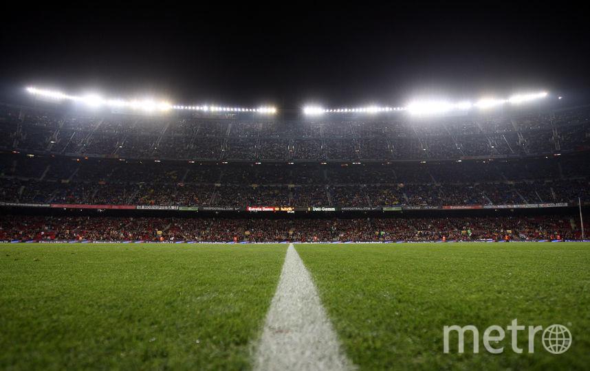 Футбольный стадион. Фото Getty