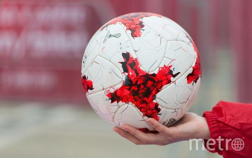 Футбольный мяч. Фото Getty