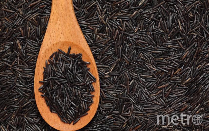 """Чёрный рис. Фото Хуан Вальдес, """"Metro"""""""