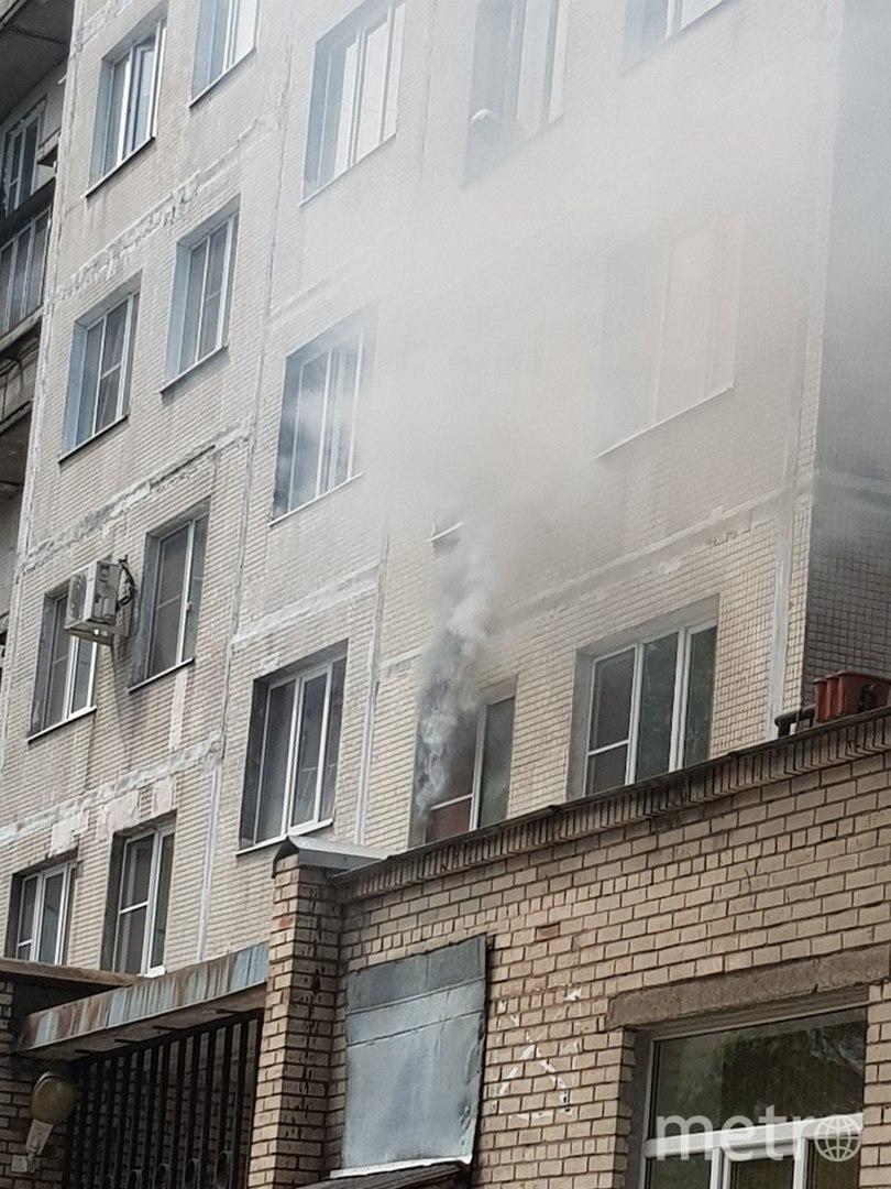 ДТП и ЧП | Санкт-Петербург | vk.com/spb_today. Фото Валентин Максимов, vk.com