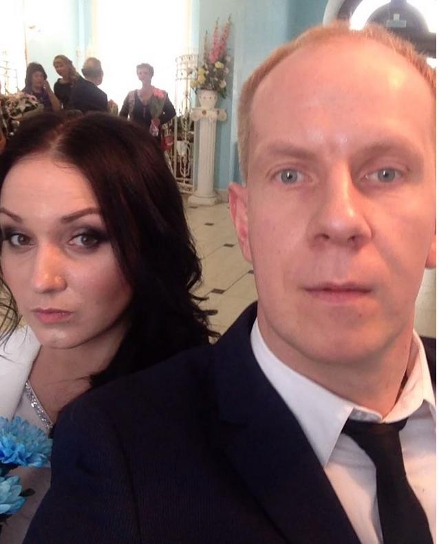 Максим Киселев женился на Марии Цыганковой. Фото Все- скриншот Instagram
