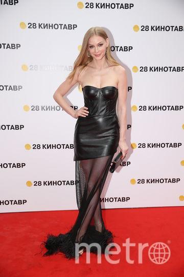 Светлана Ходченкова. Фото пресс-служба кинофорума.