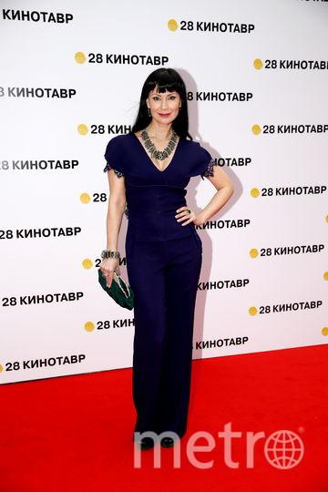Нонна Гришаева. Фото пресс-служба кинофорума.