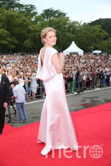 Виктория Толстоганова. Фото пресс-служба кинофорума.