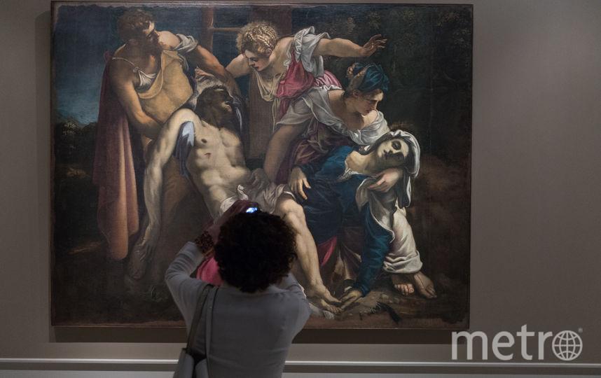 В Москве покажут работы трёх венецианцев. Фото Илья Ордовский-Танаевский