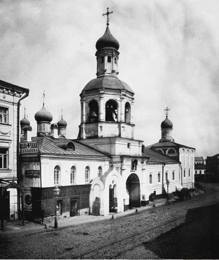 В Москве обнаружили руины четырёх древних церквей. Фото mos.ru