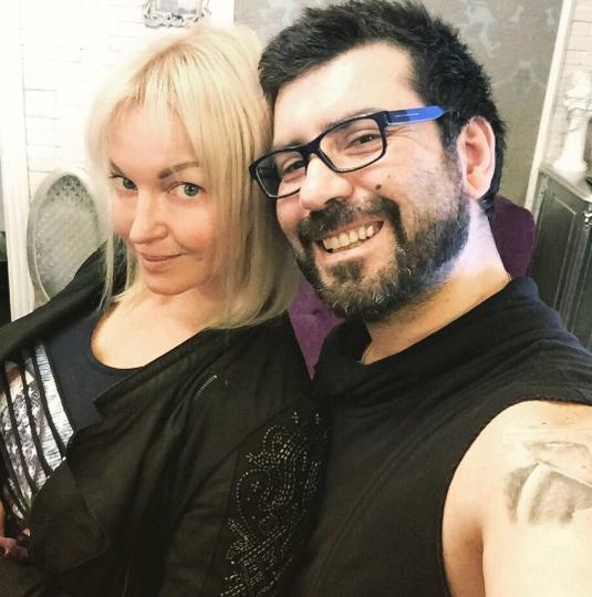 Анастасия Волочкова с новой причёской. Фото Instagram Анастасии Волочковой