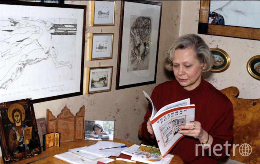 Юлия Хрущева. Фото РИА Новости