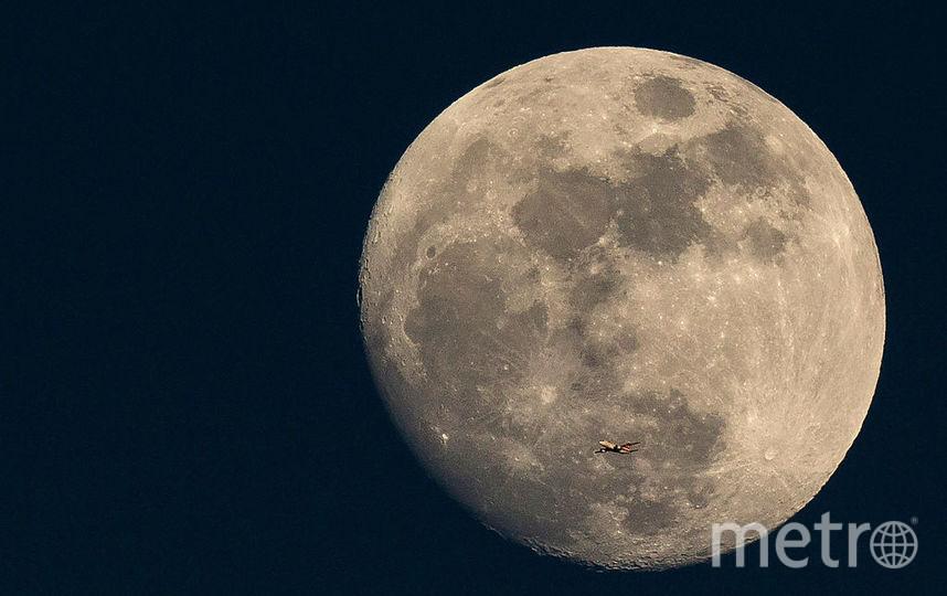 В древности у Земли могло быть две Луны. Фото Getty