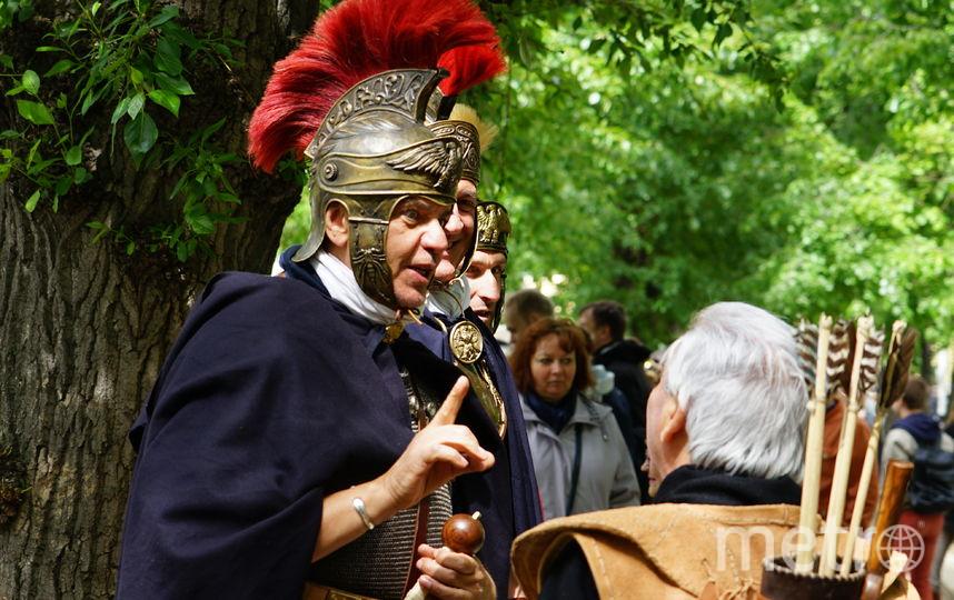 """Фестиваль """"Времена и эпохи"""". Фото Павел Киреев."""