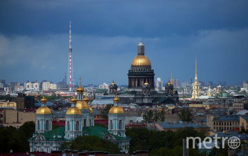 Санкт-Петербург. Фото Getty