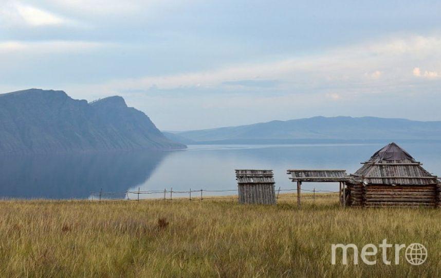 Российский пейзаж. Хакассия. Фото Getty