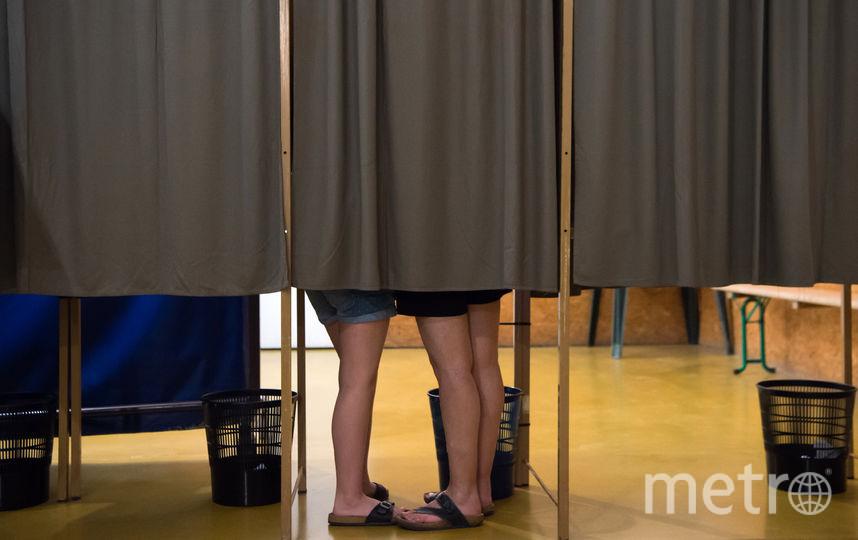 Выборы во Франции. Фото AFP