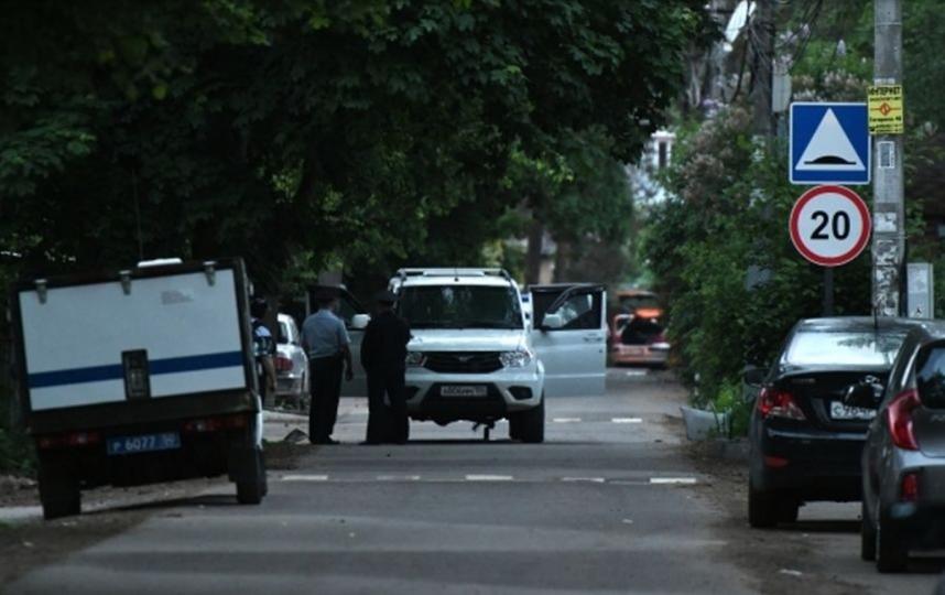 ЧП в Кратово - фотоархив. Фото РИА Новости