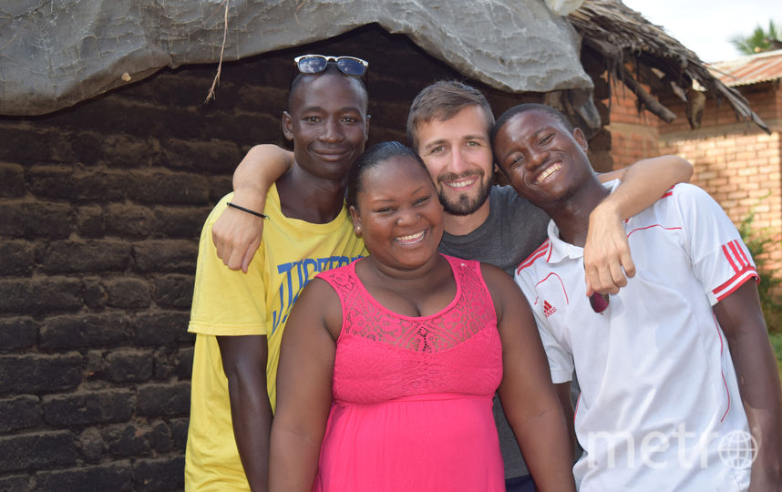 В Танзании. Фото Фото предоставлено автором