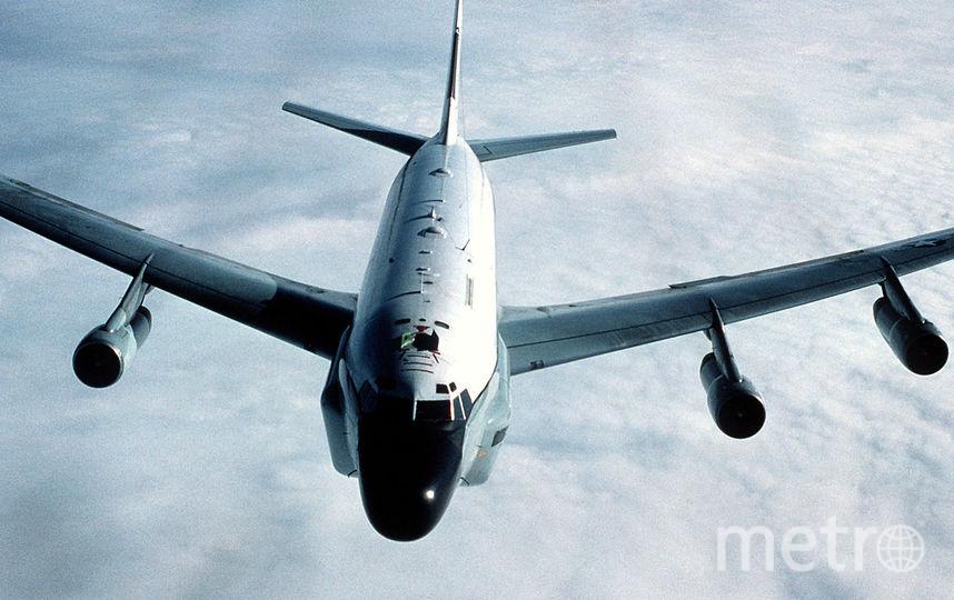 RC-135. Фото Getty