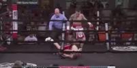 Боксёра ввели в кому после нокаута