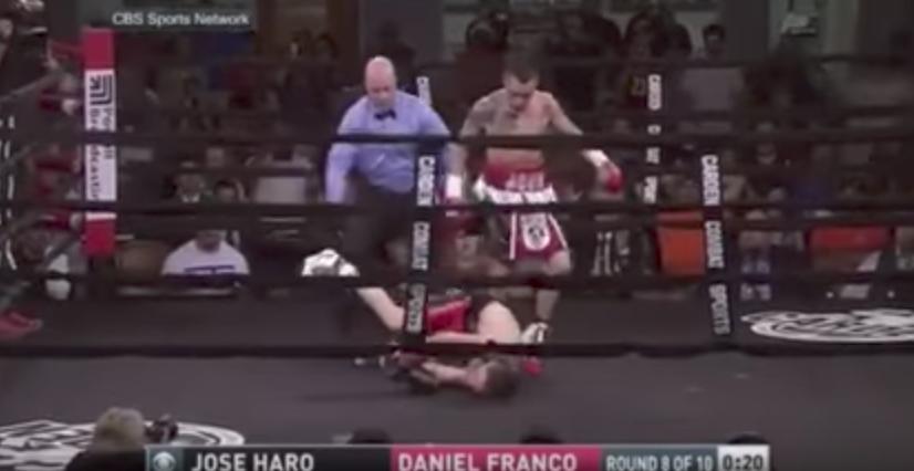 Врачи говорят, что состояние боксёра прояснится в течение ближайших 48 часов. Фото Скриншот Youtube