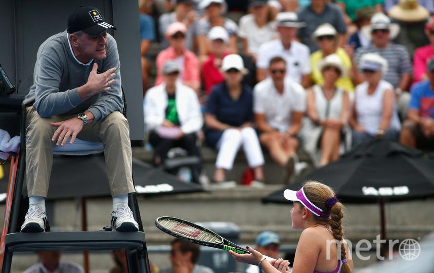 Любит поспорить с судьями и игроками. Фото Getty