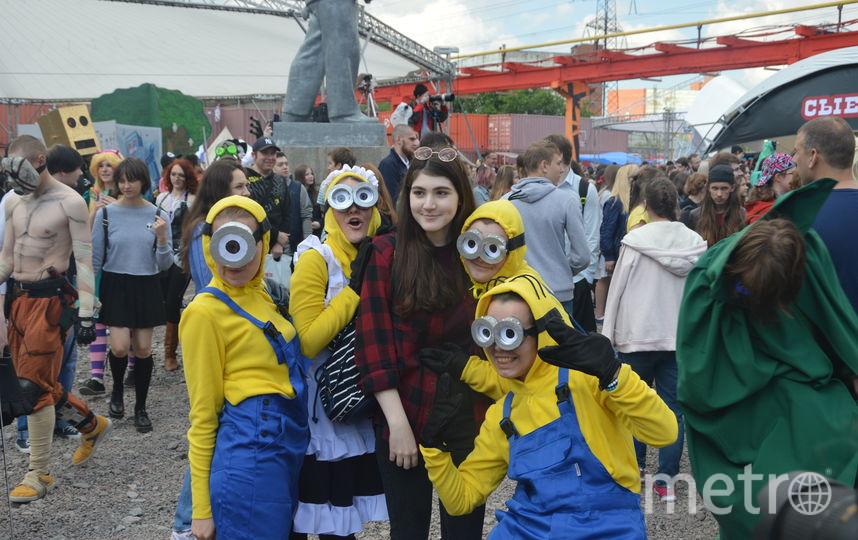 """""""Большой фестиваль комиксов в Петербурге - 2017"""" - фотоотчет."""