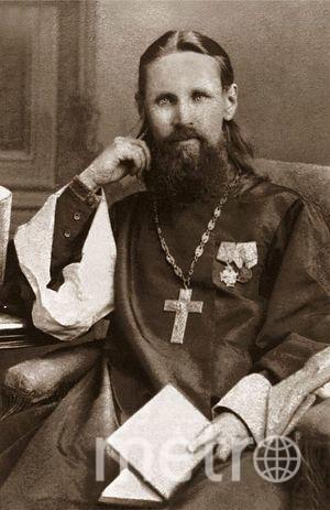 Иоанн Кронштадский.
