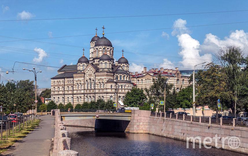 Свято-Иоанновский женский монастырь в Санкт-Петербурге.