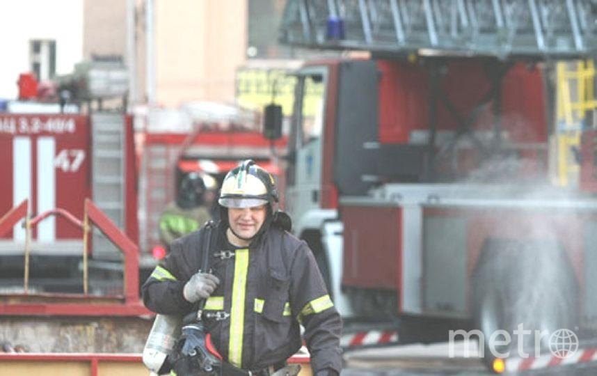 ВПетербурге погибли два пенсионера в итоге сильного пожара