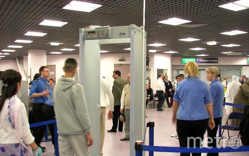 Аэропорт Маечестер. Фото Wikipedia/Alexbuirds
