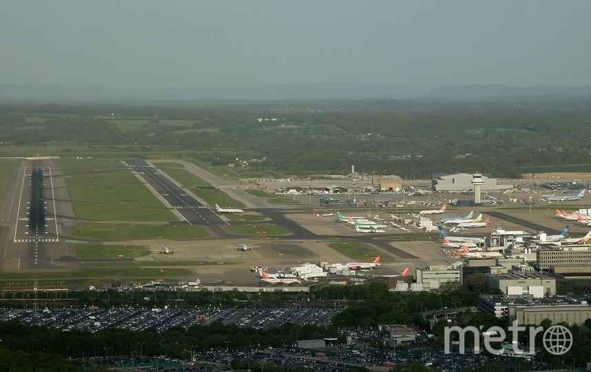 Аэропорт Гатвик. Фото Wikipedia/Andre Wadman