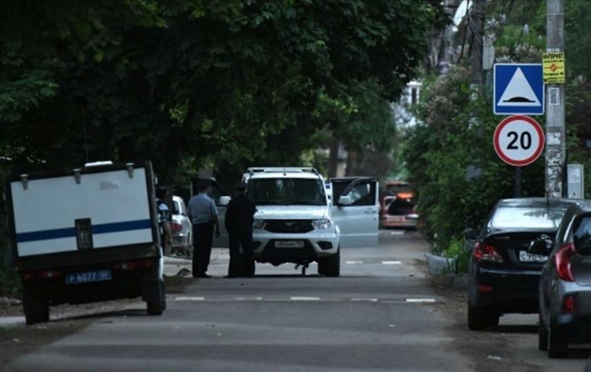 Фото с места событий. Фото РИА Новости