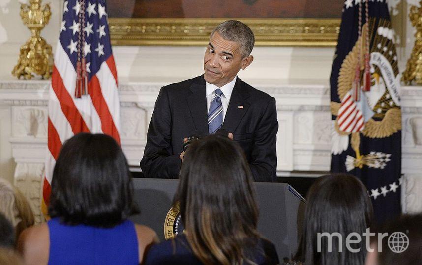 Экс-президент США Барак Обама. Фото Getty