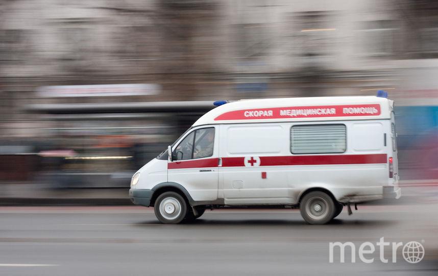 Мужчину удалось спасти. Фото Андрей Свитайло