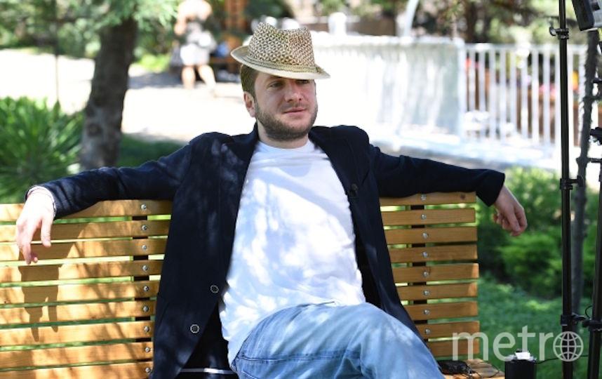 Резо Гигинеишвили. Фото РИА Новости