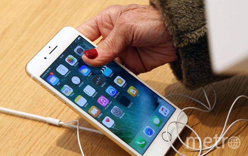 iPhone8 станет самым дорогим в линейке смартфонов. Фото Getty