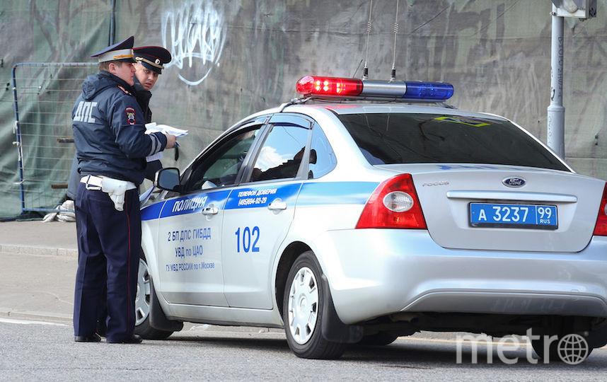 """Перестрелка у банка в центре Москвы: полиция проводит проверку. Фото Василий Кузьмичёнок, """"Metro"""""""