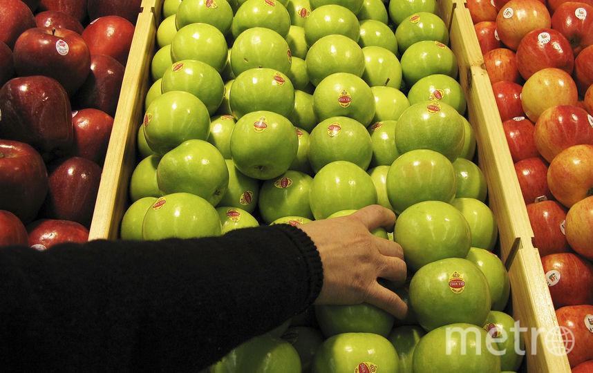 Яблоки. Фото Getty