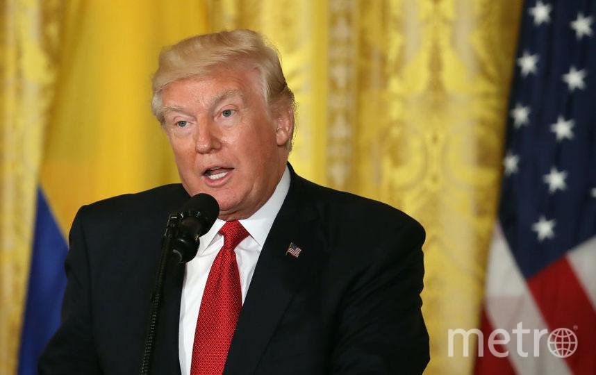 Дональд Трамп отправил Стивена Кинга в черный список в Twitter. Фото Getty