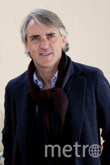 Роберто Манчини. Фото Getty