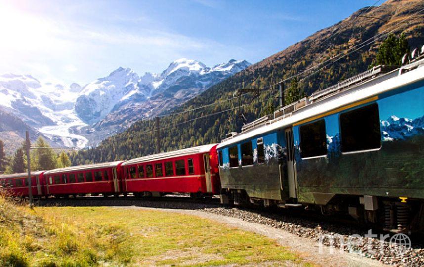 На юге Италии столкнулись два поезда. Фото Getty