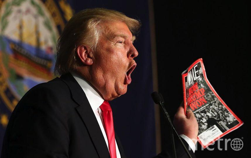 Дональду Трампу исполнился 71 год. Фото Getty