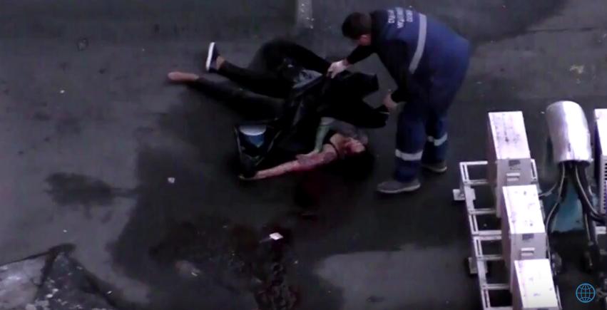 Илона Новосёлова разбилась насмерть. Фото Скриншот Youtube