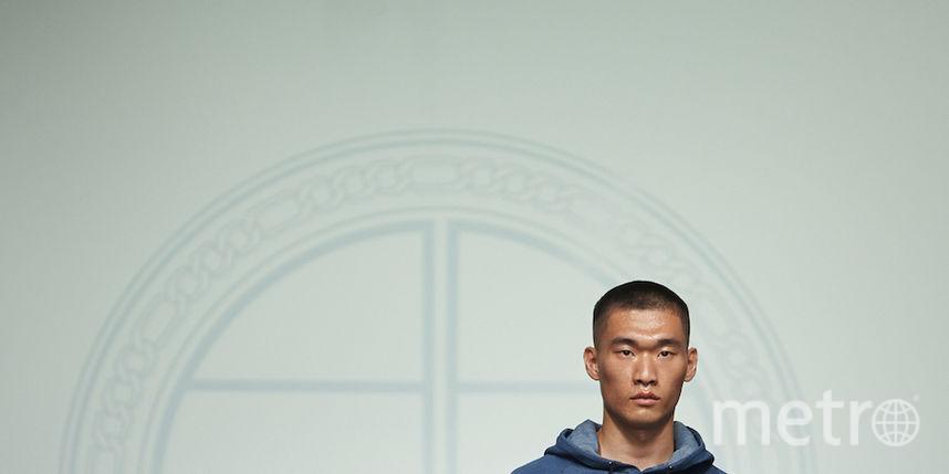 London Fashion Week Men's-2017. Фото AFP