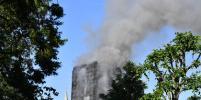 Страшный пожар в многоэтажке в Лондоне: есть погибшие