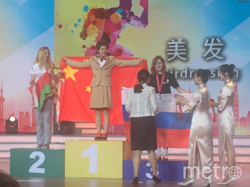 Фото с турнира. Фото предоставила Анна Кронцева